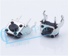 TACT SWITCH 90° DIP