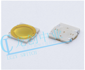 TACT SWITCH 180° SMT