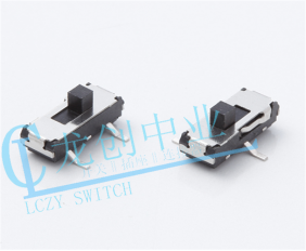 MINI SLIDE SWITCH 180° SMT