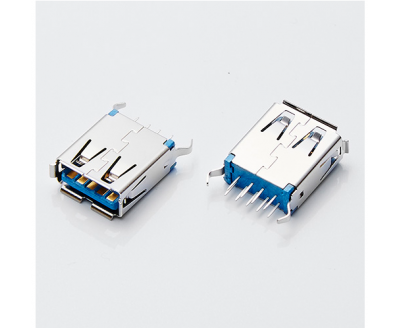 USB 3.0 A TYPE Female Conn 180°