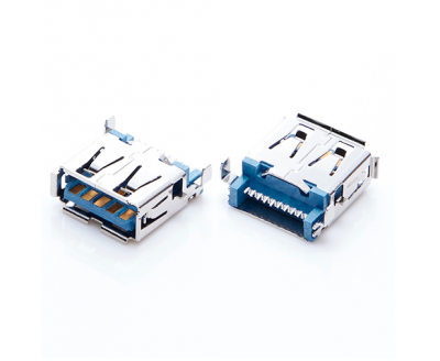 USB 3.0 A TYPE Female ConnSMT