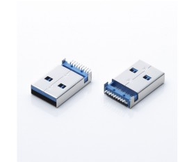 USB 3.0 A Type Male Conn