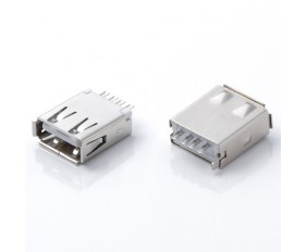 USB A Type Female Conn