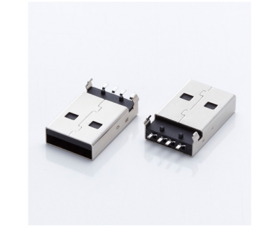 USB A Type Male Conn